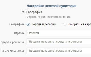 Реклама вконтакте: таргетинг и продвижение в сообществах