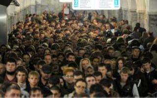 Статистика аварий в метро: причины крупных происшествий