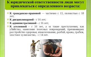 Статистика наказаний: виды преступлений и мера ответственности