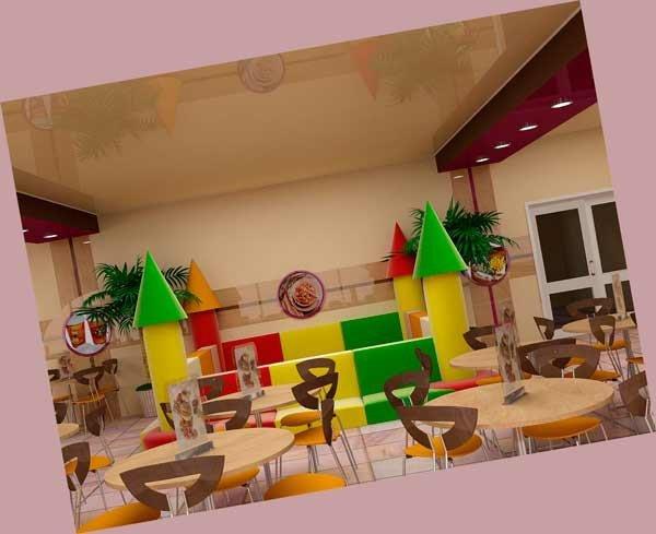 Детское кафе как бизнес: открытие и рентабельность