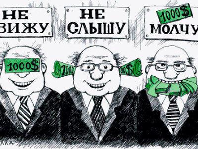 Статистика коррупции в России и за рубежом: меры противодействия