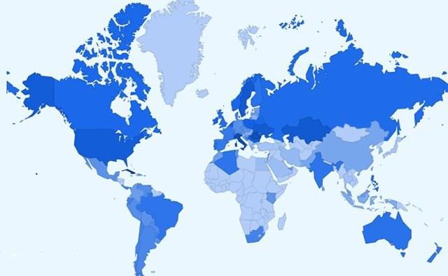 Статистика заболеваний: данные по группам недугов в мире
