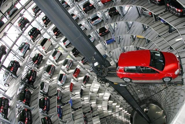 Статистика автомобилей: продажа транспортных средств по моделям