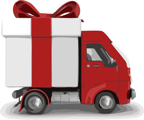 Доставка подарков по Москве: заказать услугу через интернет