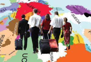Статистика эмиграции: причины роста числа уезжающих граждан