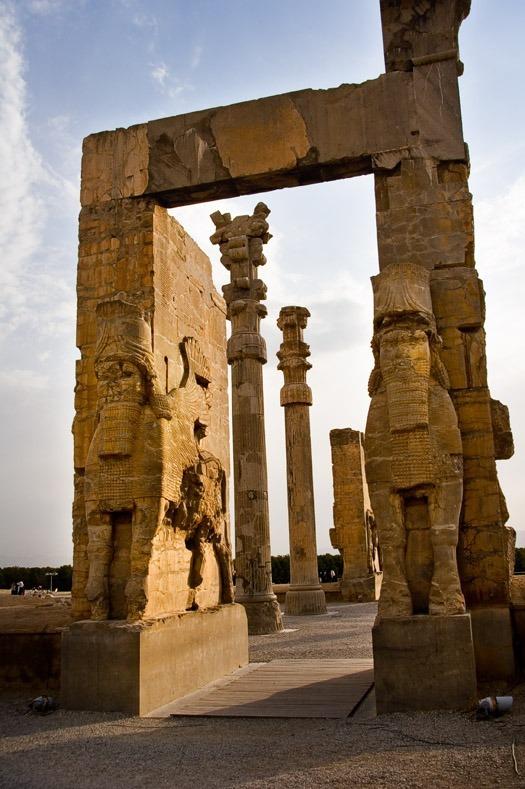 Города Ирана: крупнейшие памятники многовековой цивилизации