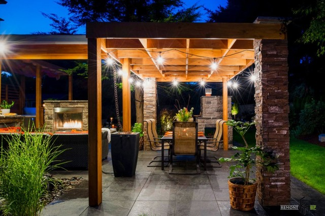 Вертикальное озеленение: как заработать на оформлении стен и беседок