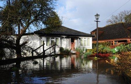 Статистика наводнений: последствия природных явлений
