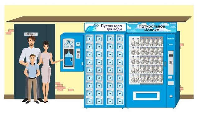 Вендинг автоматы: преимущества и особенности бизнеса