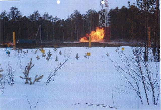 Статистика аварий Газпром позволяет отслеживать их динамику