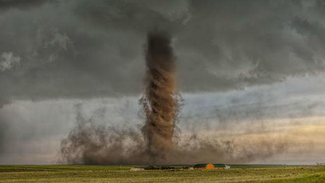 Статистика смерчей: последствия торнадо для человека