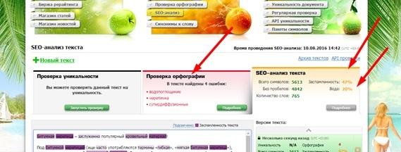 Проверка сео текста: советы по написанию качественного контента