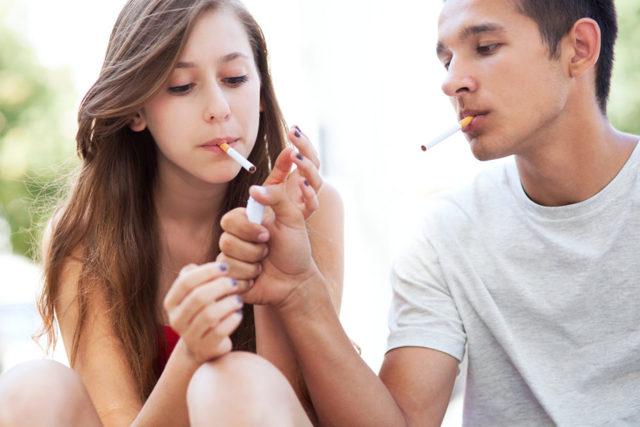 Статистика курения: количество курильщиков по странам