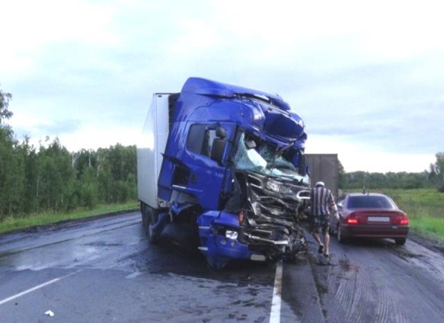 Статистика ДТП: количество погибших на дорогах России