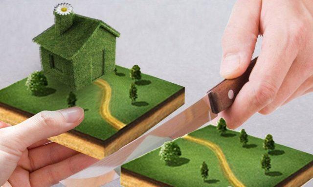 Раздел недвижимого имущества: распределение при разводе