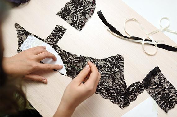 Пошив нижнего белья своими руками: как организовать бизнес