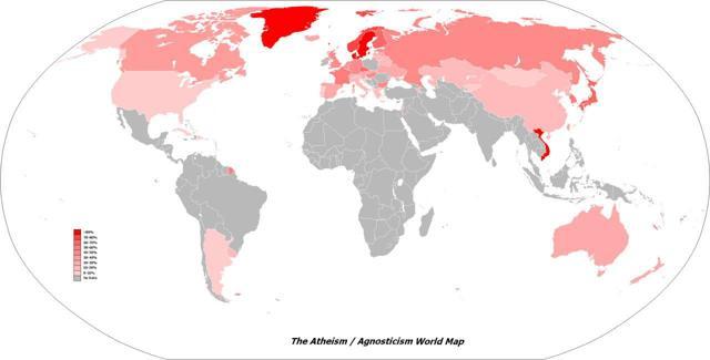 Статистика христиан: количество верующих по всему миру