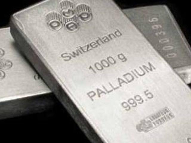 Рынок драгоценных металлов: золото, серебро, палладий и платина