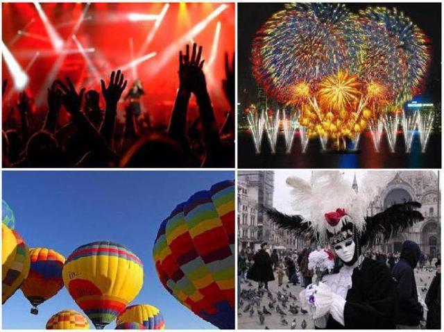 Событийный туризм: поездки для участия в массовых мероприятиях