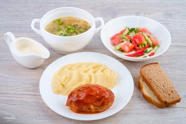 Доставка еды радуга вкуса: качественный сервис для людей
