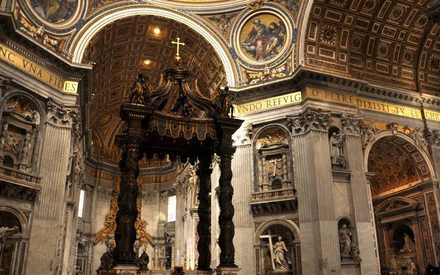 Достопримечательности Ватикана: самые знаменитые памятники