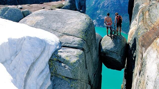 Достопримечательности Норвегии: самые популярные места