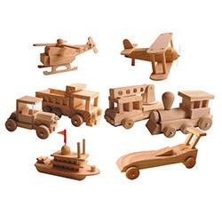 Производство игрушек из дерева: бизнес-план и рентабельность