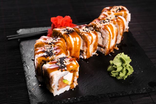 Доставка суши на дом недорого: круглосуточный сервис