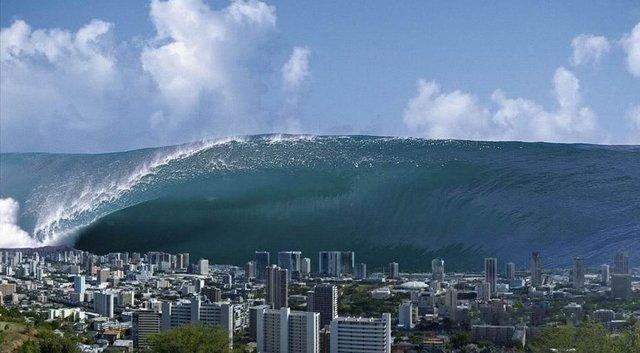 Статистика цунами: причины возникновения и последствия волн