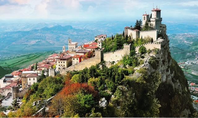 Достопримечательности Сан-Марино: описание популярных мест