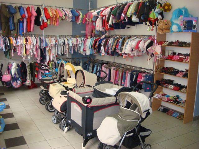 Комиссионный магазин товаров: продажа подержанных вещей