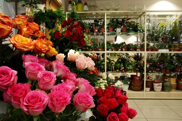 Доставка цветов курьером: предложения интернет-магазинов