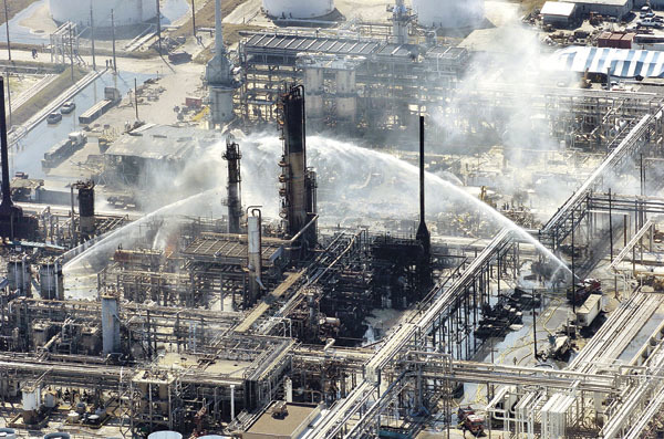 Статистика аварий на цементных заводах: причины происшествий